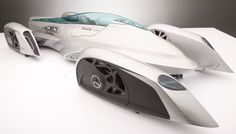 Mercedes-Benz BlitzenBenz concept car