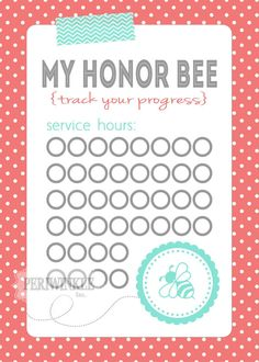 LDS Young Women's Honor Bee and Book of Mormon by periwinkleinc