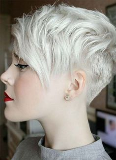 Awesome Short Hair Cuts For Beautiful Women Hairstyles 359