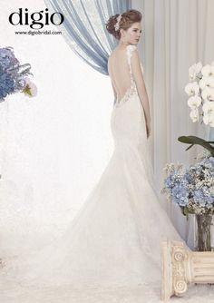 Something Blue | Digio Bridal