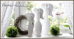 Aniołkowa dekoracja okienna :)