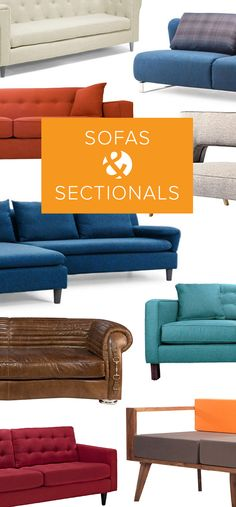 Sofas & Sectionals | Shop Now at dotandbo.com