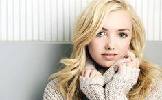 Lataa kuva 4k, Peyton List, Hollywood, 2017, blondi, amerikkalainen näyttelijä, kauneus