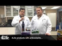 Senior Director of Research and Development Brent Vaughan, PhD, RD and Senior Director of Product Development Shane Lefler, MS introduce a new series about antioxidants and 4Life products that provide support. In the first installment, they define oxidation and how antioxidants help support the body. Tune in next week to learn about 4Life products that contain antioxidants.