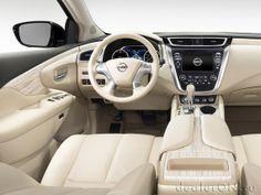 Интерьер кроссовера Ниссан Мурано 2015 / Nissan Murano 2015