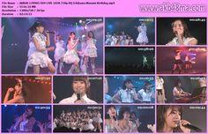 公演配信170905 AKB48 あおきー世界は夢に満ちている公演