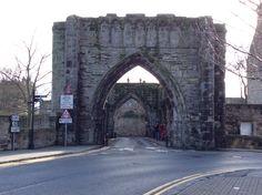 Arch Bridge in St. Andrews, Scotland