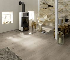 Breeze Line Oak Ashford Grey Extra Wide Plank