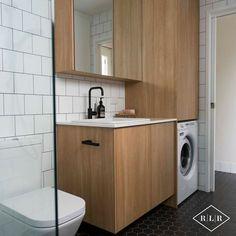 Main Bathroom Vanity Laminex Formica Rock Salt Velour Finish Our New Ho
