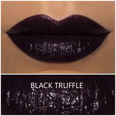 I just purchased this yesterday and I love the texture and color !!!!! BITE Beauty Amuse Bouche Lipstick in Black Truffle : Review and Swatches
