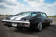 1970 Chevelle SS. Dream muscle car