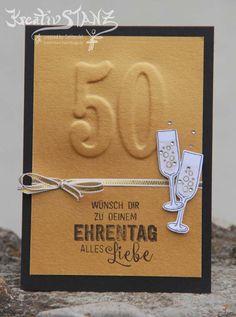 KreativStanz Ballonparty Große Ziffern Framelits Stampin' Up! Party Geburtstag http://kreativstanz.bastelblogs.de #birthday #stampinup
