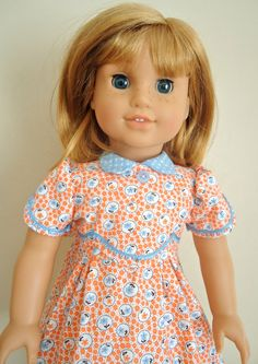American Girl Doll Clothes Kit and Ruthie by BackInTimeCreations, $28.00
