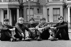 Iconic: The first photograph ever taken of the Rolling Stones in 1962