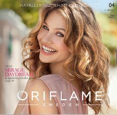 Oriflame Nisan 2013 Kataloğu