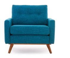 Hopson Apartment Chair in E Eclipse