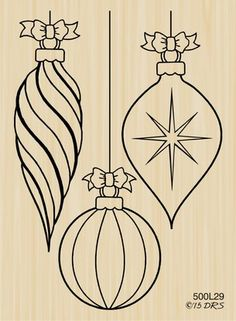 Triple Hanging Christmas Ornaments Rubber Stamp By DRS Designs *** You could obtain even more information by clicking the image. (This is an affiliate link). Blue Christmas Decor, Farmhouse Christmas Decor, Vintage Christmas Ornaments, Christmas Colors, Christmas Art, Beautiful Christmas, Christmas Wreaths, Christmas Doodles, Christmas Drawing
