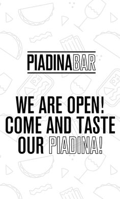 Piadina bar Amsterdam - Stadhouderskade 82A
