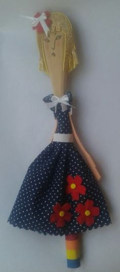 wooden spoon dolls and puppets