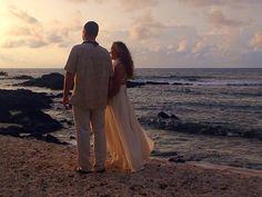 #SimpleKonaBeachWeddings Kona Beaches, Kona Coast, Beach Weddings, Hawaii Wedding, Big Island, Hawaiian, Elegant, Couple Photos, Simple