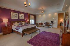 Master bedroom ~ Interior Design by Ruth Stieren, Baer's Altamonte Springs