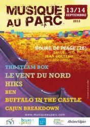 Musique au Parc, Bourg-de-Péage, Rhône-Alpes