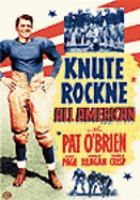 Knute Rockne, All American (1940), Pat O'Brien, Ronald Reagan, and Gale Page
