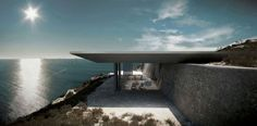 Mirage house by Kois Associated Architects with unbelievably cool rooftop pool