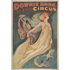 Downie Bros.: Iron Jaw Act