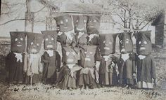 Halloween Children 1910