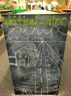 Scribble: How to Grow Budding Writers.  Great information when starting on building those early fine motor skills as well as interest.  Read more at:  http://www.slj.com/2016/05/programs/scribble-how-to-grow-budding-writers/