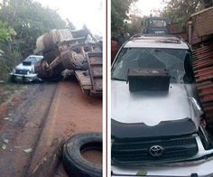 Just in: Reverend Father Escapes Death In Ghastly Accident  http://www.fabiyemsblog.com/2017/04/reverend-father-escapes-death-in.html?utm_campaign=crowdfire&utm_content=crowdfire&utm_medium=social&utm_source=pinterest