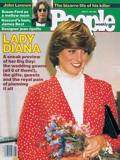 """10 of Princess Diana's Best-Remembered PEOPLE Covers 