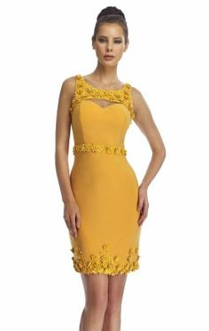 Beaded Embellished Gown by Nika Formals 9329