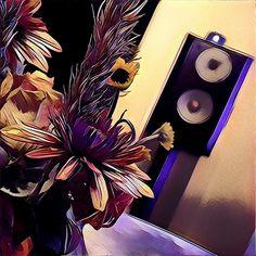 New photo online Herbstblumen und etwas Musik #musicphotography #musicismylife #musiccomposer #composition #composing #composingmusic #lautsprecher #gemafreiemusik #musicproduction  #musicproducer #musikproduktion #classicalmusic #music #musik #makingof #makingofmusic #musically #prisma #prisma #prismaapp #prismaapp Hope you like it