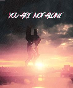 """"""" """" """" Evangelion 1.01: You Are (Not) Alone """" """""""