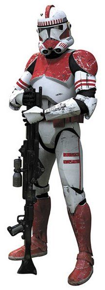 Clone Commander Thire  (CC-4477)