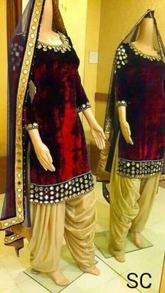 #LatestSalwarSuitOnline #DesignerSalwarSuit #BestSalwarSuitOnline #StylishSalwarSuitSale Maharani Designer Boutique To buy it click on this link : http://maharanidesigner.com/?product=Buy-Salwar-Suit-Online Fabric - velvet or lycra Mirror work Rs. 6000 For any more information contact on WhatsApp or call 8699101094 Website www.maharanidesigner.com