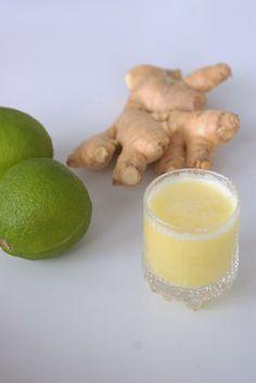Ginger-lime shot. Lime, Drinks, Lima, Beverages, Drink, Limes, Beverage, Cocktails, Drinking
