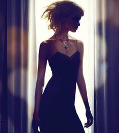 Carolina Thaler By Bojana Tatarska In Glass Magazine #16 Winter2013