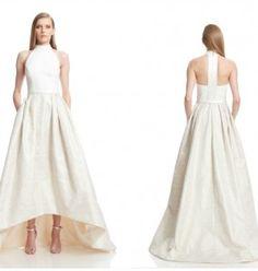 THEIA, Resort 2016, Bridal, Wedding Dress, Clean, Classic Bride,