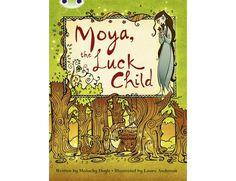 BOOKS: Moya the Luck Child - Laura Anderson Illustration