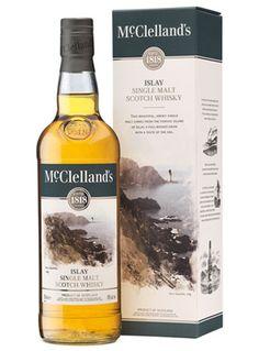 Epiphany party?  McClellands Islay - McClelland's Single Malt Scotch Whisky