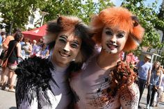 Cats @ Cultuurmarkt – Musical Vibes