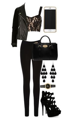"""#174"" by luablackoficial ❤ liked on Polyvore featuring Oasis, Giuseppe Zanotti, Topshop, Kate Spade, Forever New, Mulberry and River Island"