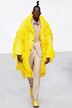 Walter Van Beirendonck | Fall 2011 Menswear Collection | Style.com