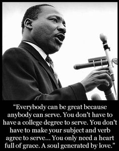You only need a heart full of grace. A soul generated by love. Martin Luther King Jnr, Martin Luther King Quotes, Luther King Frases, Quotable Quotes, Funny Quotes, Movement Quotes, Community Quotes, Subject And Verb, Short Inspirational Quotes