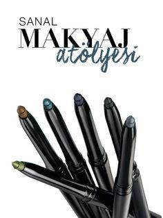 Sanal Makyaj Atölyesi mükemmel gölgeler ve renkleri keşfetmene yardım ediyor! Avon'un yeni görünümlerinden birini ya da kendi tasarladığını dene.