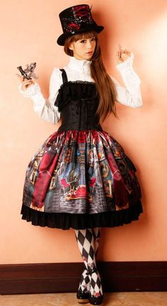 Blog on lolita stuff