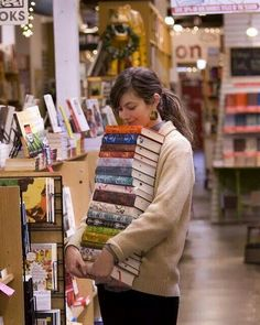 How I wish I could shop for books